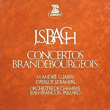 Bach: Concertos brandebourgeois, BWV 1046 - 1051