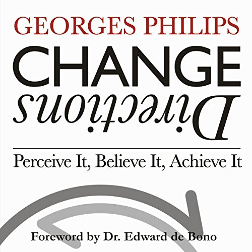 Change Directions audiobook cover art