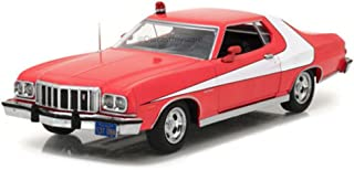 GreenLight Collectibles - 1:24 Starsky and Hutch (1975-79 TV Series) -1976 Ford Gran Torino