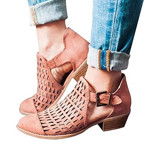 Damessandalen met hoge hak Zomer Casual sandalen