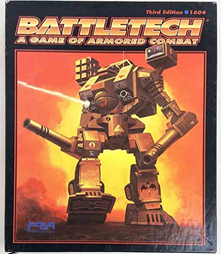 Battletech: A Game of Armored Combat/Contains : 14 1/285, Scale Plastic Mechs