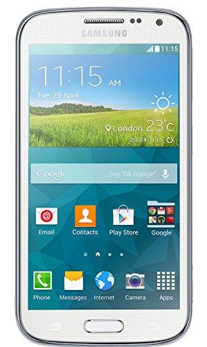 Samsung Galaxy K Zoom SM-C115 4.8Zoll Single SIM 4G 2GB 8GB 2430mAh Weiß - Smartphones (12,2 cm (4.8 Zoll), 720 x 1280 Pixel, 2 GB, 8 GB, 20,7 MP, Weiß)