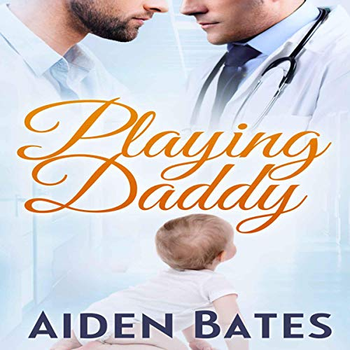Playing Daddy: An Mpreg Romance Titelbild