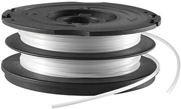 Black+Decker Volautomatische dubbeldraadspoel Reflex Plus (1,5 mm diameter 2 x 6 meter lengte voor maximaal vermogen) A6495