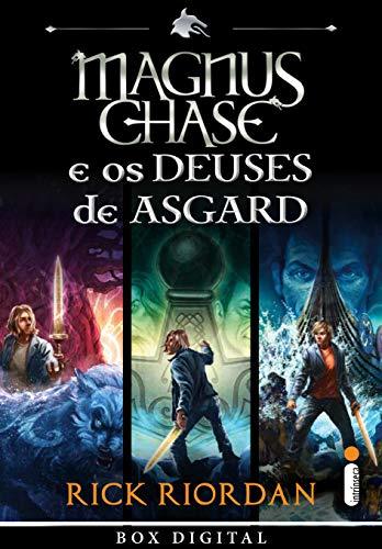 Box Digital Magnus Chase e os Deuses de Asgard