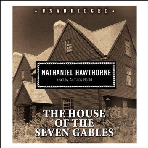 The House of the Seven Gables audiobook cover art