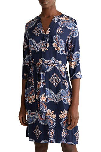 ESPRIT Collection dames Casual zakelijke jurk 020EO1E313