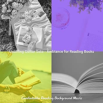 Uplifting Guitar Solo - Ambiance for Reading Books