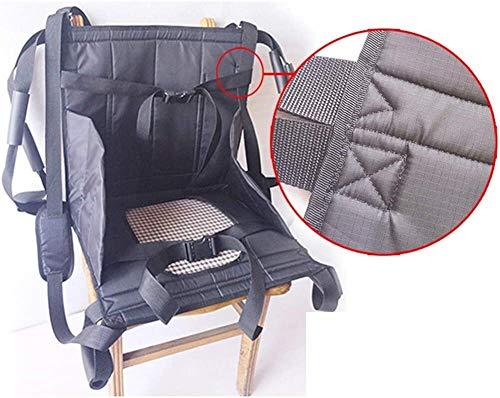 TINWG WC Patientenlift Sling Übertragung Aide Safe Aufzüge Bettlägerig Sitzbodenöffnung Design-Lift Equipment Große Tragfähigkeit 0406