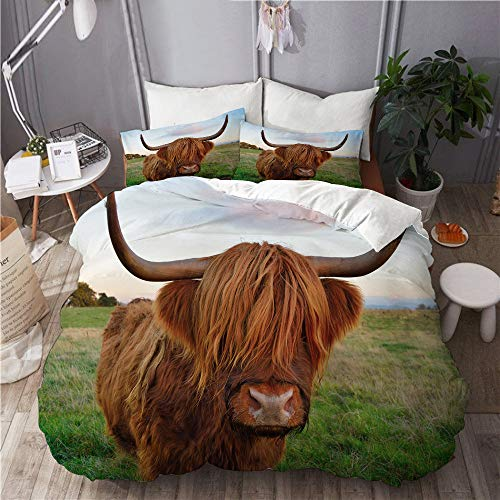 Highland Twin Duvet Cover - 6