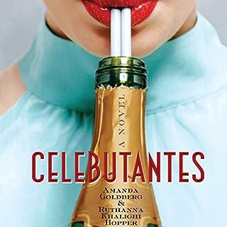 Celebutantes audiobook cover art