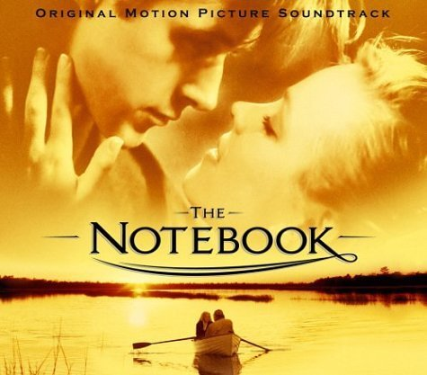 The Notebook Soundtrack edition (2004) Audio CD