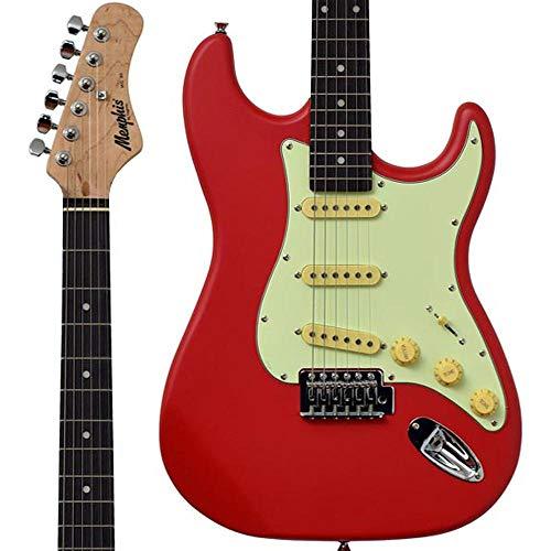 Guitarra Stratocaster Memphis by Tagima Mg30 Vermelha Fosco