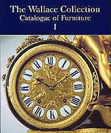 The Wallace Collection: Catalogue of Furniture ( Set di 3 volumi )