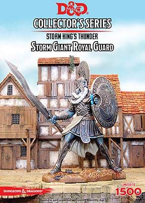Gale Force Nine GF971052 Brettspiel DundD Storm Kings Thunder: Giant Royal Guard