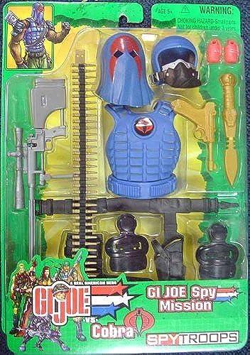GI Joe Spy Mission Cobra SpyTroops