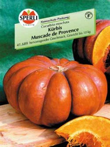Sperli Kuerbis Muscade De Provence