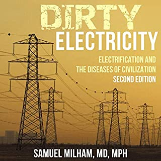 Dirty Electricity audiobook cover art