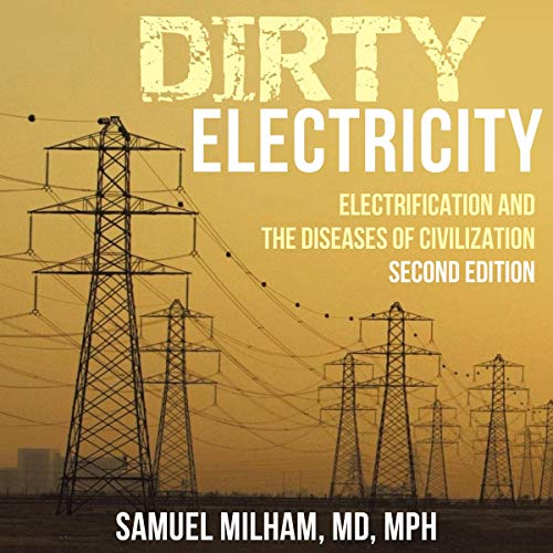 Dirty Electricity cover art