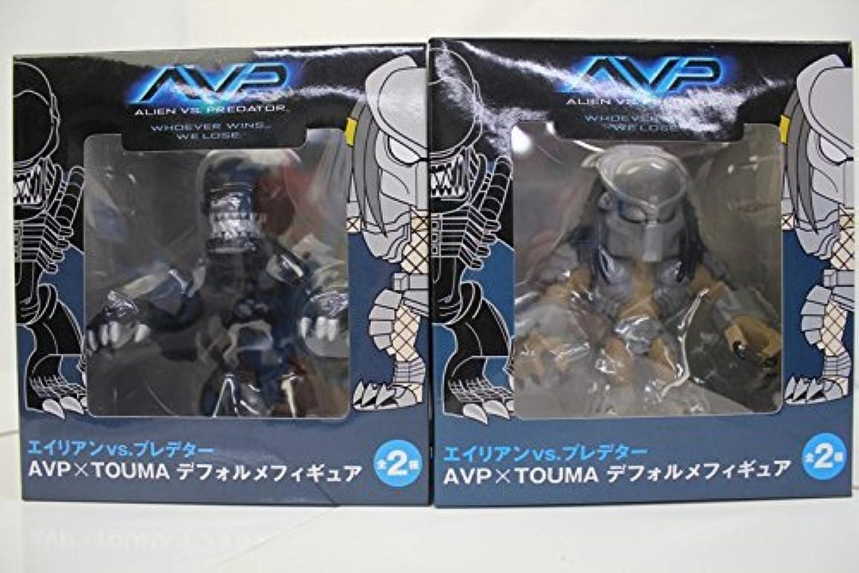 primera vez respuesta Alien vs Projoator AVP TOUMA deformed deformed deformed Figura all two  toma