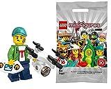 LEGO 71027 Minifigures Series 20 - Drone Boy Racer