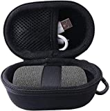 WERJIA Hard Carrying & Protective Case for Sennheiser Momentum True Wireless 2 Bluetooth Earbuds (Black)