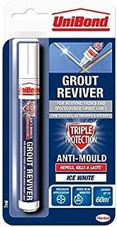 UniBond Triple Protect Grout Pen - 7 ml, White by Unibond