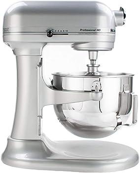 KitchenAid KG25H0XMC Professional HD Series 5 Qt Stand Mixer