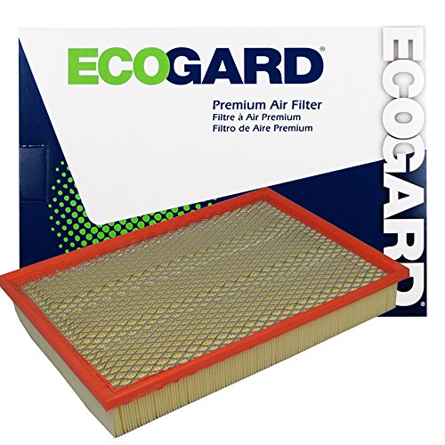 ECOGARD XA3462 Premium Engine Air Filter Fits Dodge Ram 1500 5.7L 2003-2010, Ram 1500 4.7L 2002-2010, Ram 2500 5.7L 2003-2010, Ram 1500 3.7L 2002-2010, Ram 1500 5.9L 2002-2003
