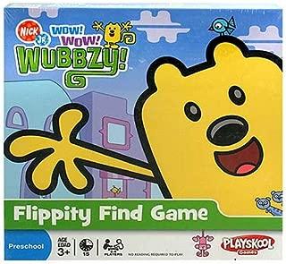 Wow Wow Wubbzy Flippity Find Game