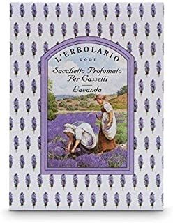L`Erbolario Lavanda Lavender Perfumed Sachet for Drawers