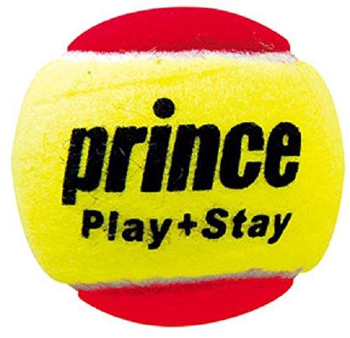 Prince(プリンス)キッズテニスPLAY+STAYステージ3レッドボール(12球入り)7G329