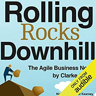 Rolling Rocks Downhill cover art