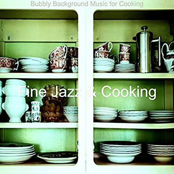 Bubbly Background Music for Cooking