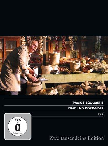 Zimt und Koriander. Zweitausendeins Edition Film 108.