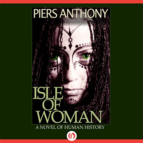 Isle of Woman audiobook cover art
