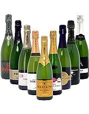 本格シャンパン製法厳選泡やワイン誌高評価蔵や金賞蔵激旨赤など
