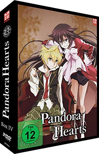 Pandora Hearts - Vol 4 - [DVD]