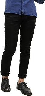 [ヌーディージーンズ] ジーンズ メンズ 正規販売店 Nudie Jeans グリムティム ボトムス ジーパン GRIM TIM DENIM JEANS BLACK ACE 854 1126390 (コード:4140516223)
