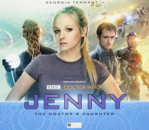 Jenny - The Doctor's Daughter (Doctor Who)