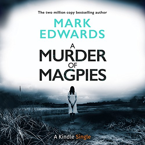 A Murder of Magpies audiobook cover art