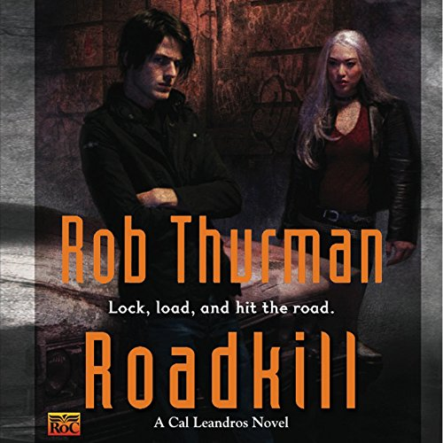 Roadkill  By  cover art