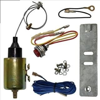 Motor de tracci/ón Shavedoor Kit abremaleteros servomotor 12 V 100HM01