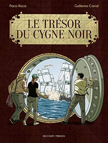 51gXv7vIAIL. SL500  - La Fortuna Saison 1 : Stanley Tucci retrouve le trésor du Cygne noir dans un trailer et cet hiver sur AMC+