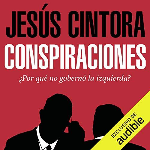 Conspiraciones audiobook cover art