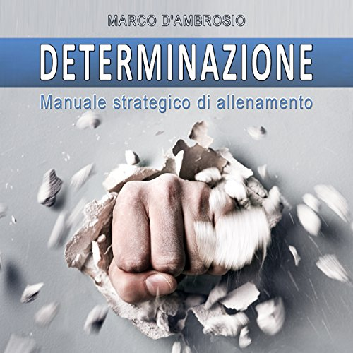 Determinazione audiobook cover art