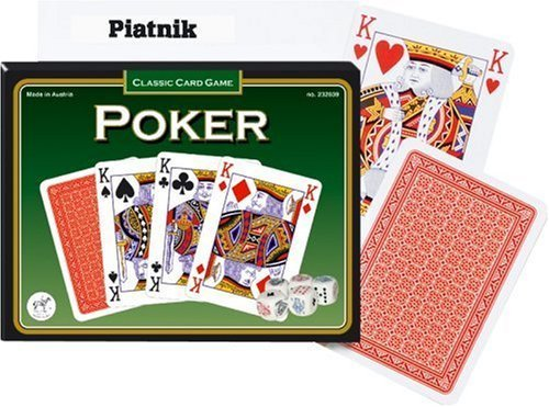 Poker card game by Gibsons Games