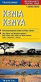 Reisekarte : Kenia - KUNTH Verlag
