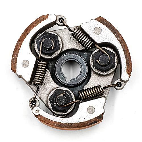 Motorrad Kupplung Pad mit 3 Federn für 2-Takt-mini 47cc 49cc Pocket Bike Atv Dirt Bike Quad ATV Roller