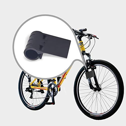 MOL Bicycle Sound Maker Exhaust System,Makes Your Bike Sound Like a Motorcycle(4pcs) (Black)